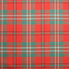 Ingles Buchan Scottish Wedding Tartan Handfasting Wool Ribbon Scott Ancient