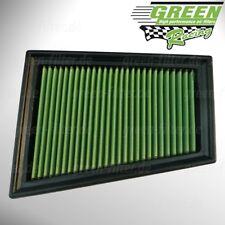 Green Sportluftfilter für Renault Megane, Scenic & Fluence Luftfilter