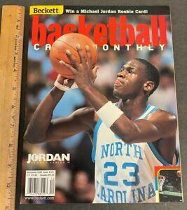 DECEMBER 1998 BECKETT BASKETBALL PRICE GUIDE MICHAEL JORDAN COVER (MS) 10521
