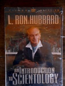 Introduction to Scientology L. Ron Hubbard (DVD) Unopened