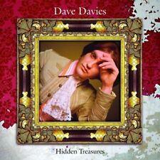 Dave Davies - Hidden Treasures NEW CD