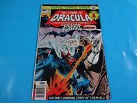 Tomb Of dracula versus silver surfer Key #50 nice Marvel comics Comic book