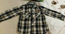 H&M Long Sleeve Formal Checked Shirts (2-16 Years) for Boys
