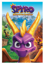 Spyro the Dragon Reignited Trilogy (Microsoft Xbox One, 2018)