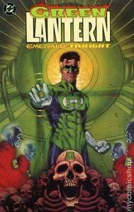 Green Lantern Emerald Twilight TPB #1-1ST FN 1994 Stock Image