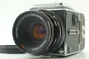[NEAR MINT+++] Hasselblad 503CX + CF80mm f/2.8 Lens + A12 Type II From JAPAN