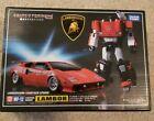 Transformers Masterpiece MP-12 Lambor Sideswipe Complete Authentic Takara Tomy