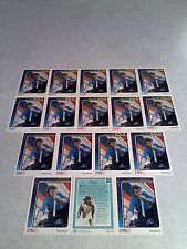*Eddy Raven* Lot of 17 cards