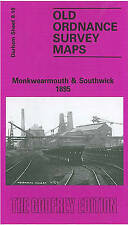 Corfe, Tom, Monkwearmouth and Southwick 1895: Durham Sheet 8.10 (Old Ordnance Su