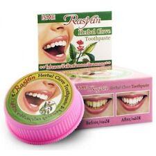 Isme Rasyan Herbal Clove Toothpaste Whitening Teeth Anti-Bacteria 25g