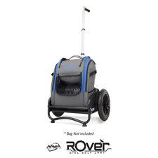 MVP Disc Sports Rover Disc Golf Cart - Black