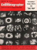 American Cinematographer March 1968 Psychedelic Visual Effects The Trip010720AME