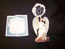 "BRADFORD EXCHANGE 2006 NATIVE DREAMS LIMITED EDITION ""MYSTIC VISION "" WITH COA"