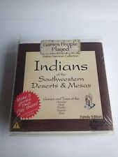 Games People Played Indians Southwestern Deserts & Mesas 5  Games Apache Hopi