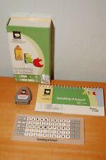 Cricut Cartridge - SPEAKING OF SCHOOL - Box, Overlay & Cartridge