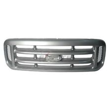 New Grille Silver For 1999-2004 Ford F-250 Super Duty 4-Door FO1200362