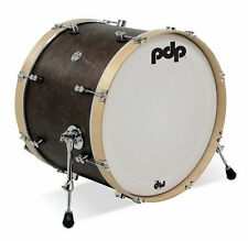 Pdp Concept Classic 16x22 Bass Drum - Walnut/Natural Stain - Pdcc1622Kktn