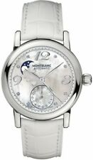 Brand New MontBlanc Star Automatic Moonphase Women's Watch for Sale 103111