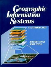 Geographic Information Systems: An Introduction-ExLibrary