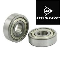 PAIR OF HIGH QUALITY DUNLOP WHEEL BEARINGS FOR MADRID S-889 XLS MOBILITY SCOOTER