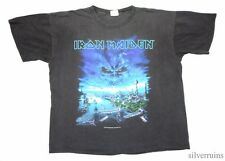 IRON MAIDEN Vintage T Shirt TOUR Concert 2000 Brave New World HEAVY METAL BAND