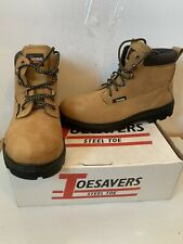 Toesavers Work Safety Boots Size UK 10 EU 45