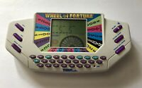 Wheel Of Fortune Tiger Electronics Handheld Game w/ Cartridge 1995 TESTED VG