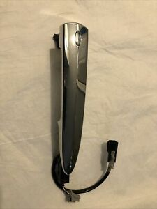 Used OEM Genuine 13-15 Nissan Sentra Front Door Exterior Handle Part#80640-3SG0A