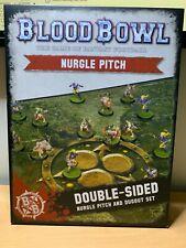 Games Workshop Blood Bowl Nurgle paso doble cara y piragua Set
