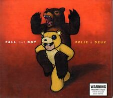 FALL OUT BOY - FOLIE A DEUX DELUXE DIGIPAK CD VGC BONUS TRACKS