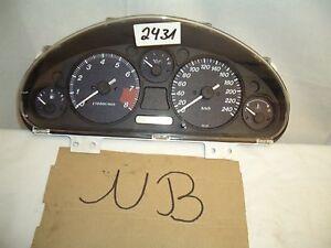 mx5  NB Tacho  Tachometer  Mx-5  NB  tachoarmatur  108.741 km  mazda  Nr. 2431