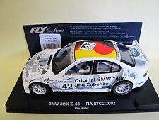 FLY BMW 320i e-46 fi a ETCC 2002 ref. 88076 a-621 NUOVO