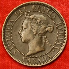 1901 CANADA LARGE CENT PENNY GREAT COLLECTOR COIN GIFT CALC36