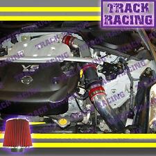 COLD AIR INTAKE KIT for 02 03 04 05 06 NISSAN 350Z Z33 FAIRLADY 3.5 3.5L V6 Red