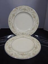 "Royal Doulton Romance Collection ""Diana"" Salad Plate & Bread Plate; England"