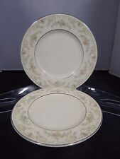 """Royal Doulton Romance Collection """"Diana"""" Salad Plate & Bread Plate; England"""