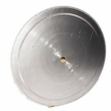 "24"" inch Thin Edge Notched Diamond Lapidary Saw Trim Blade Cutting Gem Stone"