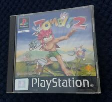 TOMBI 2 - Sony PlayStation 1 - Excellent Condition - Complete - PAL - Ps1 Game