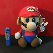 NINTENDO SUPER MARIO Vintage Mario PLUSH JAPAN