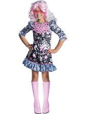 Infantil Monster High Viperine Gorgon Outfit Fancy Dress Costume Libro Semana Niñas