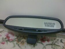 OEM MAZDA AUTO DIM REAR VIEW MIRROR COMPASS TEMPERATURE DISPLAY