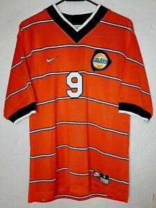 MLS LA Galaxy Nike 1997 Jorge Campos Goalie Soccer Jersey Very Rare