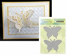 Delicate Wings metal die set Penny Black cutting dies 51010 insects,butterfly