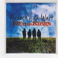 (FW322) We The Kings, Heaven Can Wait - DJ CD