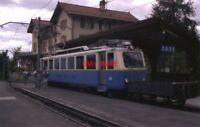 PHOTO  SWITZERLAND CAUX 1995 208