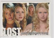 LOST ARCHIVES TRADING CARDS COLLECTOR PROMO CARD P1