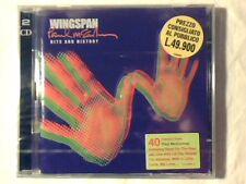PAUL McCARTNEY Wingspan - Hits and history 2cd BEATLES SIGILLATO SEALED!!!