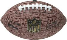 Wilson Nfl Micro American Football with Classic Stitched Effect at Top