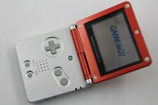CONSOLA NINTENDO GAME BOY ADVANCE SP GBA SUPER MARIO BROS EDITION CON CARGADOR