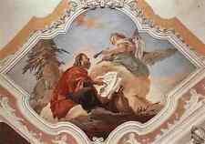 Metal Sign Giovanni Battista Tiepolo Palazzo Patriarcale The Prophet Isaiah 5 A4